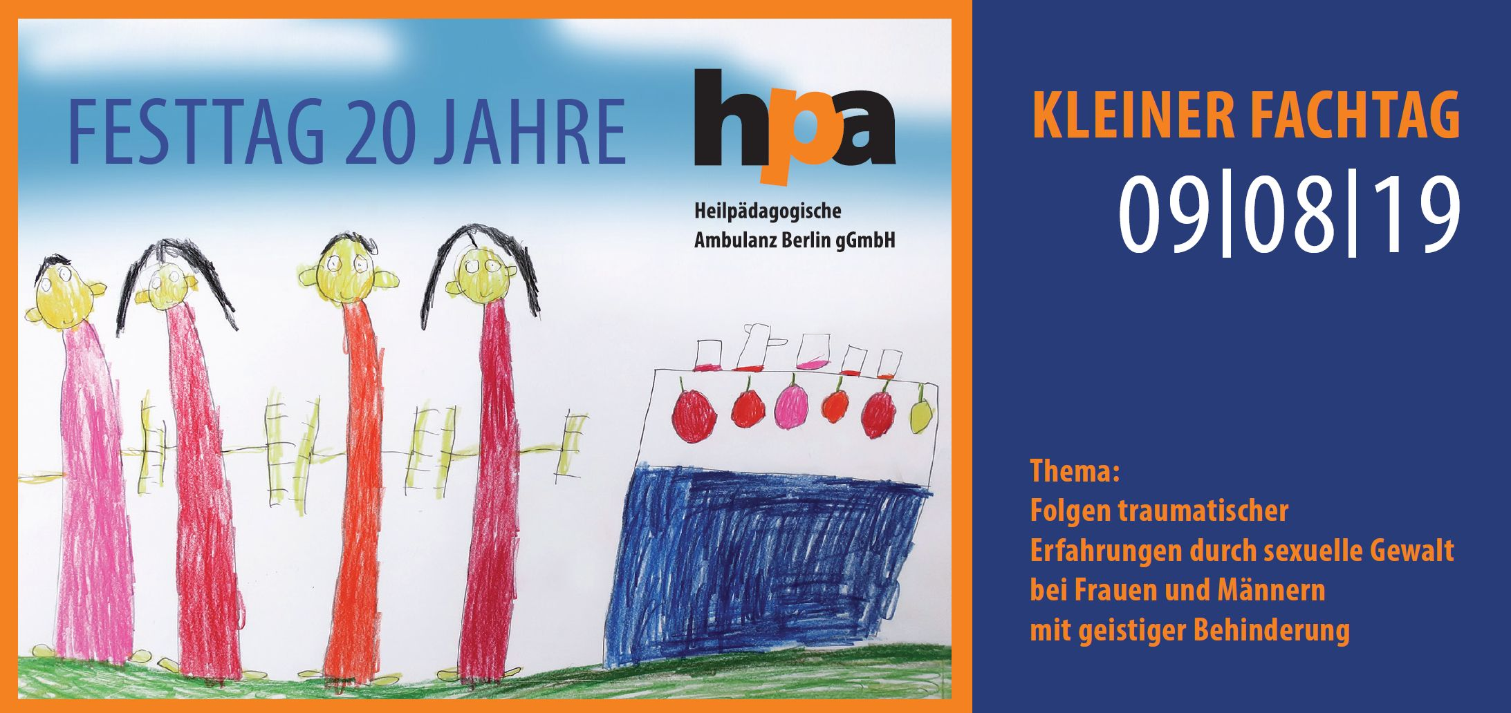 Fachtag 20 Jahre HpA